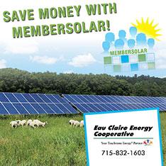 Eau Claire Energy: MemberSolar