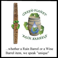 Green Planet Rain Barrels