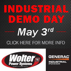 Wolter Power Systems: Industrial Demo Day