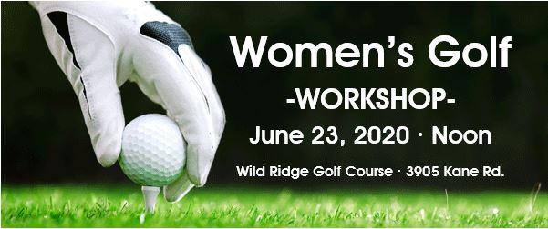 Women's Golf Seminar